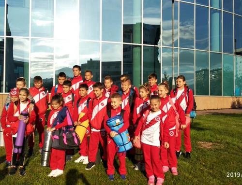 Sharks kup 2019. – 15 medalja za APK Zrinjski
